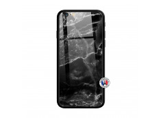 Coque iPhone 6/6S Black Marble Verre Trempe