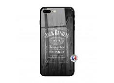 Coque iPhone 7 Plus/8 Plus Old Jack Verre Trempe