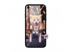 Coque iPhone 7/8 Cat Nasa Verre Trempe