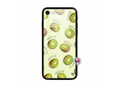 Coque iPhone 7/8 Sorbet Kiwi Verre