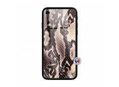 Coque iPhone 7/8 Snake Style Verre Trempe