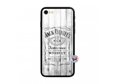Coque iPhone 7/8 White Old Jack Verre Trempe