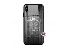 Coque iPhone X/XS Old Jack Verre Trempe