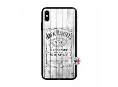 Coque iPhone X/XS White Old Jack Verre Trempe