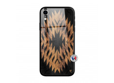 Coque iPhone XR Aztec One Motiv Verre Trempe