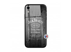 Coque iPhone XR Old Jack Verre Trempe