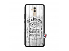 Coque Huawei Mate 20 Lite White Old Jack Verre Trempe