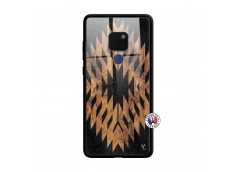 Coque Huawei Mate 20 Aztec One Motiv Verre Trempe