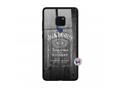 Coque Huawei Mate 20 Old Jack Verre Trempe