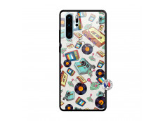 Coque Huawei P30 PRO Mock Up Verre Trempe