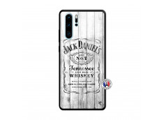 Coque Huawei P30 PRO White Old Jack Verre Trempe