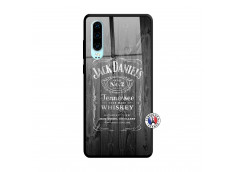 Coque Huawei P30 Old Jack Verre Trempe