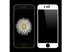 Film Protecteur iPhone 7 / iPhone 8- 3D en Verre trempé (Full écran)-Blanc