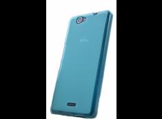 Coque Wiko Getaway Regular Flex-Turquoise