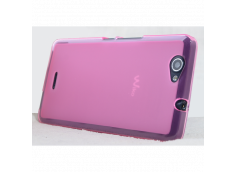 Coque Wiko Getaway Regular Flex-Rose