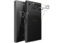 Coque Sony Xperia XZ1 Compact Clear Flex