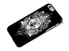 Coque iPhone 6/6S Black Collection Ethnic-Loup