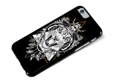 Coque iPhone 6/6S Black Collection Ethnic-Tigre