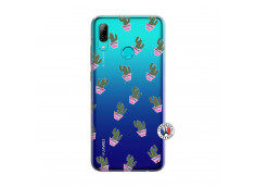 Coque Huawei P Smart 2019 Cactus Pattern