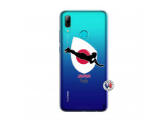 Coque Huawei P Smart 2019 Coupe du Monde Rugby-Japan