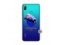 Coque Huawei P Smart 2019 Coupe du Monde Rugby- Nouvelle Zélande