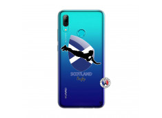 Coque Huawei P Smart 2019 Coupe du Monde Rugby-Scotland