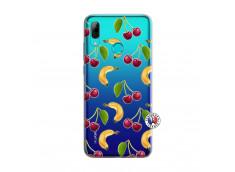 Coque Huawei P Smart 2019 Hey Cherry, j'ai la Banane