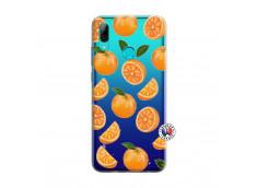 Coque Huawei P Smart 2019 Orange Gina