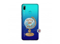 Coque Huawei P Smart 2019 Globe Trotter