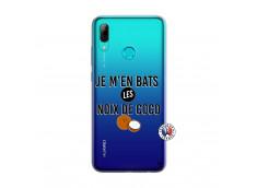 Coque Huawei P Smart 2019 Je m'en bats Les Noix De Coco