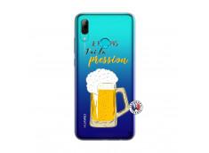 Coque Huawei P Smart 2019 Je peux pas J'ai la Pression