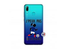 Coque Huawei P Smart 2019 Je Peux Pas J Ai Les Bleues