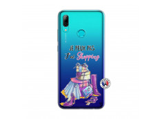 Coque Huawei P Smart 2019 Je Peux Pas J Ai Shopping