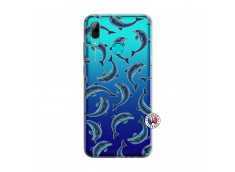 Coque Huawei P Smart 2019 Dolphins