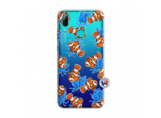 Coque Huawei P Smart 2019 Poisson Clown
