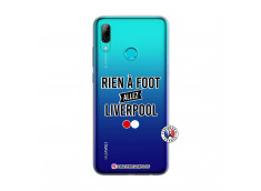 Coque Huawei P Smart 2019 Rien A Foot Allez Liverpool