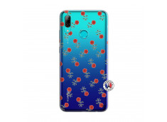 Coque Huawei P Smart 2019 Rose Pattern