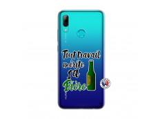 Coque Huawei P Smart 2019 Tout Travail Merite Sa Biere