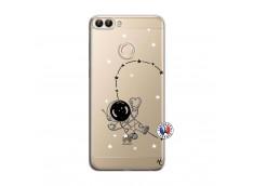 Coque Huawei P Smart Astro Girl