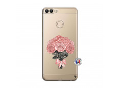 Coque Huawei P Smart Bouquet de Roses