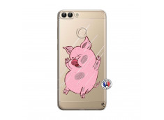 Coque Huawei P Smart Pig Impact