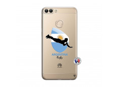 Coque Huawei P Smart Coupe du Monde Rugby-Argentina