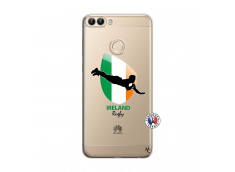 Coque Huawei P Smart Coupe du Monde Rugby-Ireland