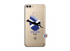 Coque Huawei P Smart Coupe du Monde Rugby-Scotland