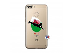 Coque Huawei P Smart Coupe du Monde Rugby-Walles