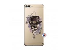 Coque Huawei P Smart Dandy Skull