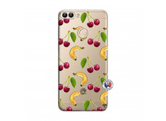 Coque Huawei P Smart Hey Cherry, j'ai la Banane