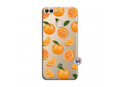 Coque Huawei P Smart Orange Gina