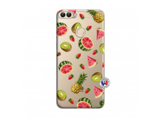 Coque Huawei P Smart Multifruits