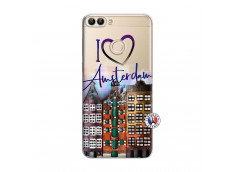 Coque Huawei P Smart I Love Amsterdam